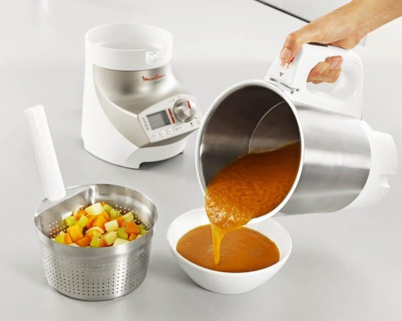 caractéristiques moulinex Easy Soup