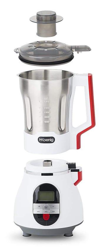 design H.Koenig Soup Maker MXC36