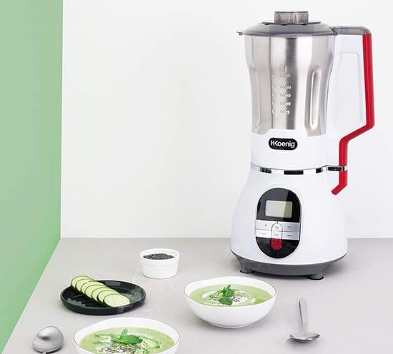 H.Koenig Soup Maker MXC36